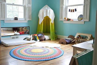 Chambre Montessori Pour Enfant De 3 Ans